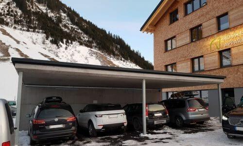 Carports und Solar-Carports 1