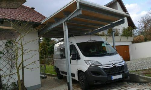 Carports und Solar-Carports 6